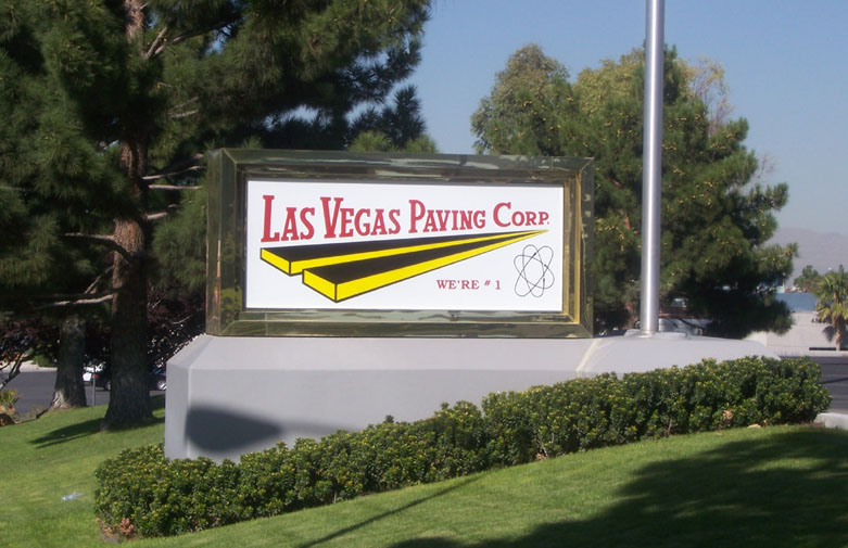 Las Vegas Paving Corporate Office Building