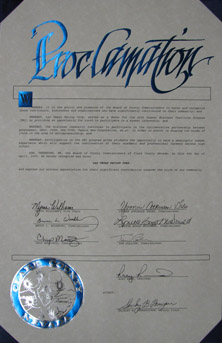Las Vegas Paving Contractor of the Year - 2005